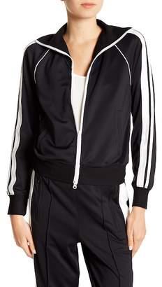 Pam & Gela Striped Track Jacket