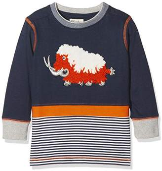 Hatley Boy's Long Sleeve Graphic Tee Top