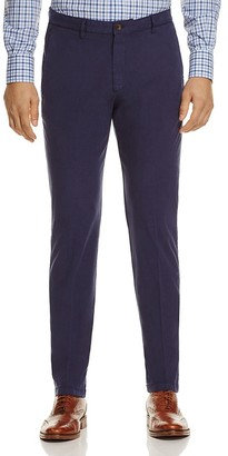 Canali Stretch Regular Fit Chinos $295 thestylecure.com