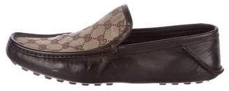 Gucci Guccisima Driving Loafers