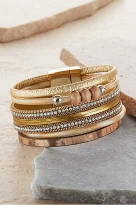 Soft Surroundings Rosette Bracelet