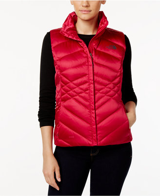 The North Face Aconcagua Down Vest $99 thestylecure.com