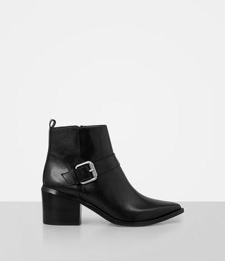 Jason Heel Boot $450 thestylecure.com