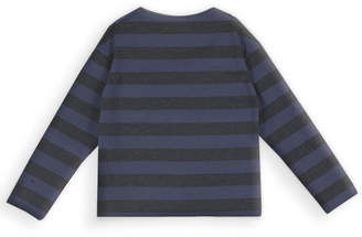 Amelia Crewneck Long Sleeve T-Shirt