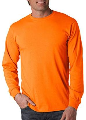 Fruit of the Loom Men's Long Sleeve T-Shirt (2 Pack)