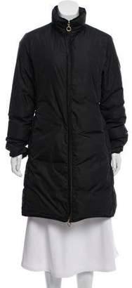 Moncler Valence Down Coat