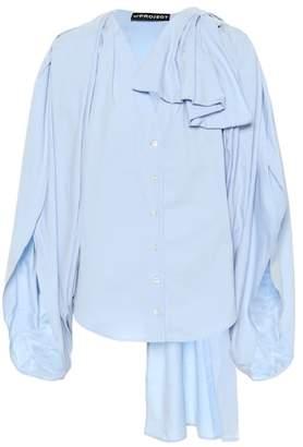 Y/Project Cotton blouse