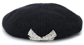 Jennifer Behr Embellished beret