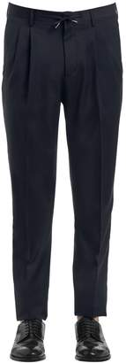 G・T・A 18cm Wool Pants W/ Drawstring