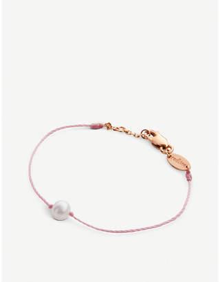 The Alkemistry Pearl bracelet 4-11 months