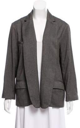 Etoile Isabel Marant Casual Open Front Blazer