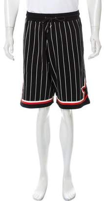 Givenchy Star Striped Shorts