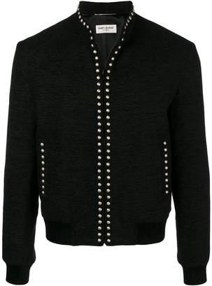 Saint Laurent studded jacket