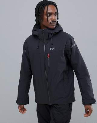 Helly Hansen Swift 4.0 snowboard jacket in black
