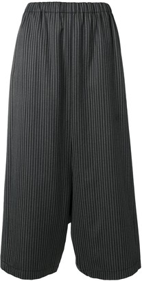 Comme des Garcons Pre-Owned 2004's striped culottes