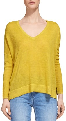 Whistles Drop Shoulder Sweater $120 thestylecure.com
