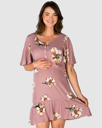 Vesper Nursing Dress