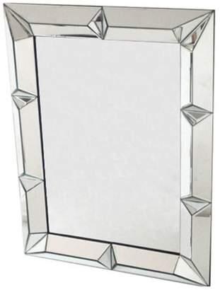 Fine Mod Imports Square Wall Mirror