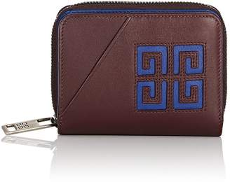 Givenchy Men's Leather Compact Wallet
