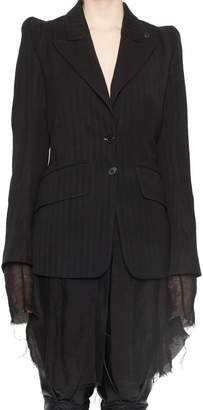 Ann Demeulemeester Jacket