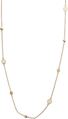Marc by Marc Jacobs Gold-Tone Double Wrap Necklace