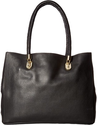Cole Haan Benson Pebble Large Tote $328 thestylecure.com