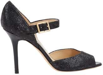 Jimmy Choo Glitter Heels
