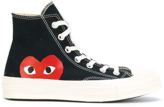 Comme des Garcons All Star high-top Converse