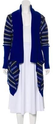 Yigal Azrouel Medium-Weight Knit Cardigan