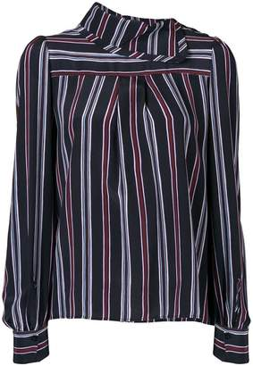 See by Chloe striped blouse