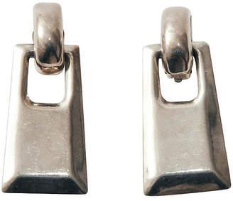 One Kings Lane Vintage Sterling Silver Dangle Earrings