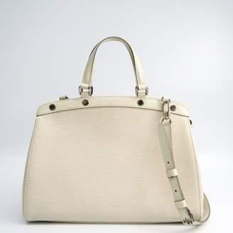 Fendi Orange Shearling and Leather Anna Selleria Shoulder Bag (SHA11101)