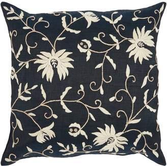 Harrods Jamini Embroidered Cushion Cover (45cm X 45cm)