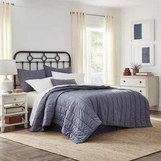 Southern Tide Linville Chambray Quilt