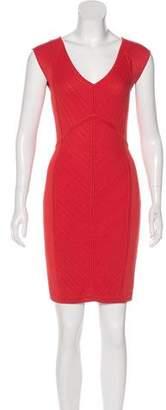 Diane von Furstenberg Bandage Casual Dress