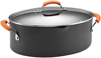 Rachael Ray 8-qt. Hard-Anodized Covered Stock Pot