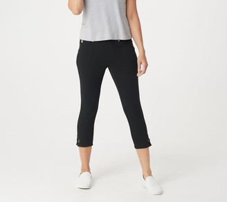 Belle By Kim Gravel Belle by Kim Gravel Flexibelle Cropped Jeggings