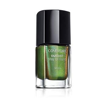 Cover Girl Outlast Stay Brilliant Nail Gloss 50