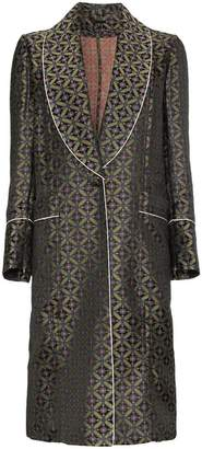 Golden Goose Anartia Jacquard Coat