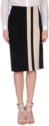 1 One 1-ONE Knee length skirts
