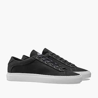 J.Crew Unisex Koio Capri Nero canvas sneakers
