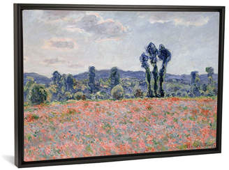 "iCanvas Poppy Field, 1887 by Claude Monet Gallery-Wrapped Canvas Print - 18"" x 26"" x 0.75"""