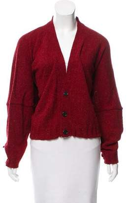Shirin Guild Wool Oversize Cardigan