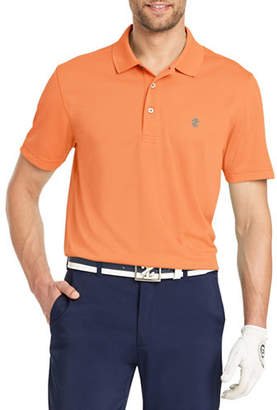 Izod Champion Grid Polo Shirt
