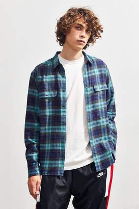 Urban Outfitters Snap Button Flannel Shirt