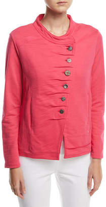 Neon Buddha Harbor Terry Jacket, Plus Size