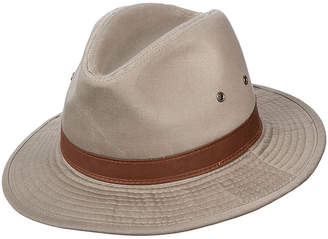 Asstd National Brand DPC Outdoor Rain-Repellant Safari Hat