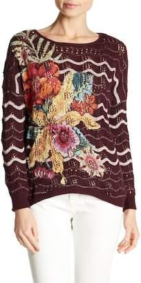 Desigual Mar De Plata Knit Pullover