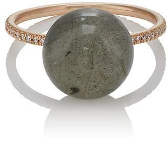 Irene Neuwirth Women's Labradorite Sphere Ring