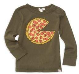 Appaman Baby Boy's Cotton Pizza Tee